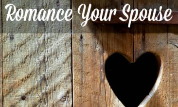5 Old-School Ways to Romance Your Spouse
