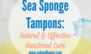 Sea Sponge Tampons: Natural & Effective Menstrual Care