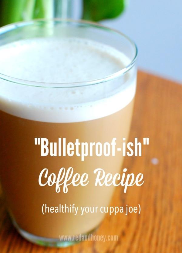 You Re Drinking Bulletproof Coffee