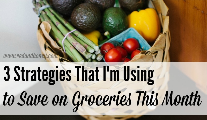how to save on groceries