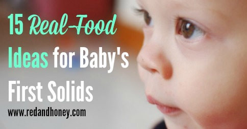 baby solids