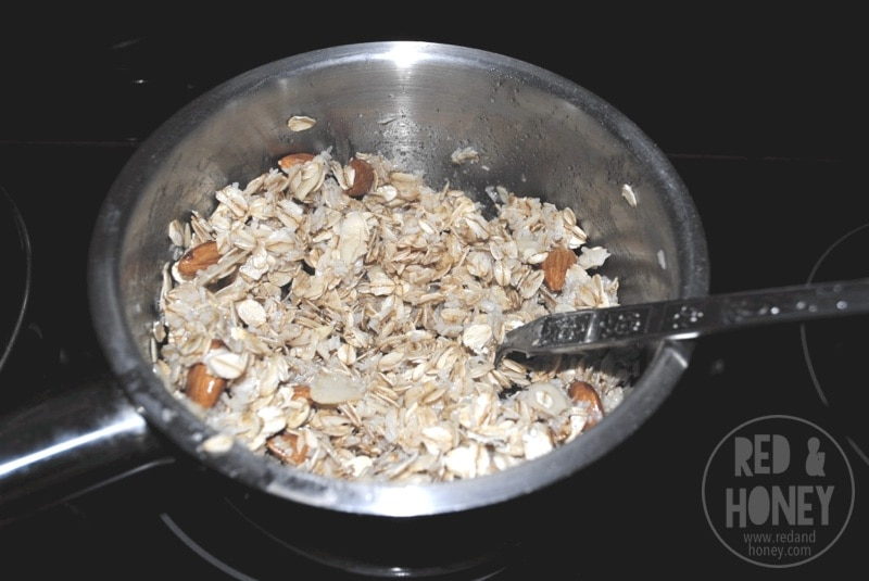 Maple and Shredded Coconut Granola - R&H horizontal1