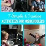 7 Easy Learning Activities for Preschoolers