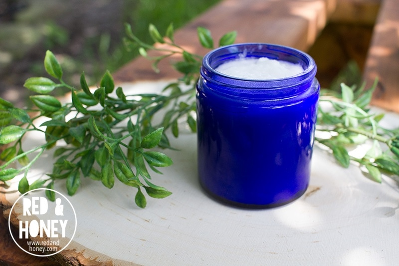 DIY Lotion and Scrub for Keratosis Pilaris 3