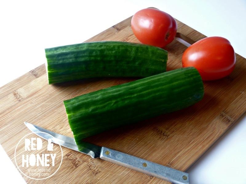 Italian Cucumber Salad Recipe