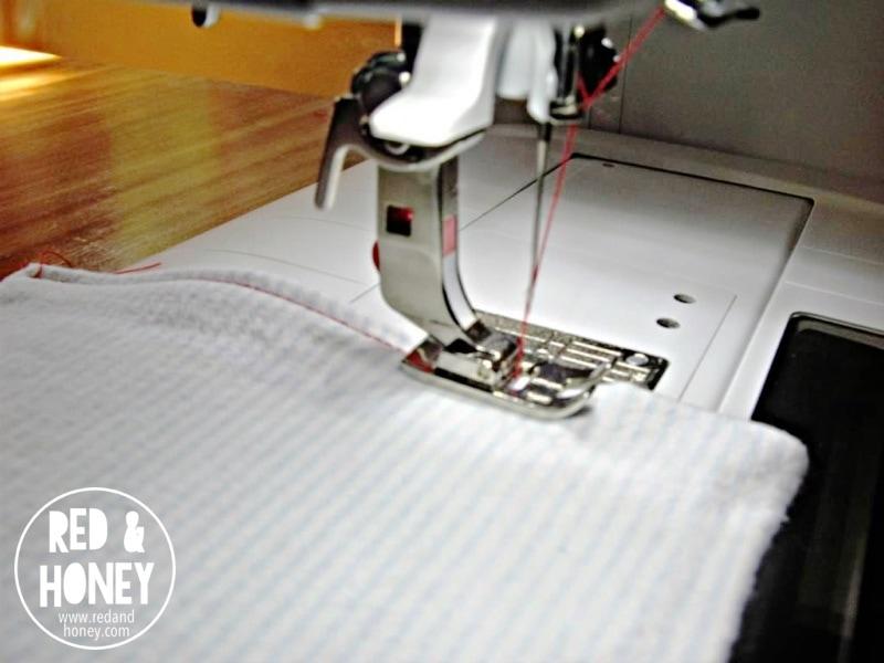 DIY Cloth Baby Wipes - R&H2