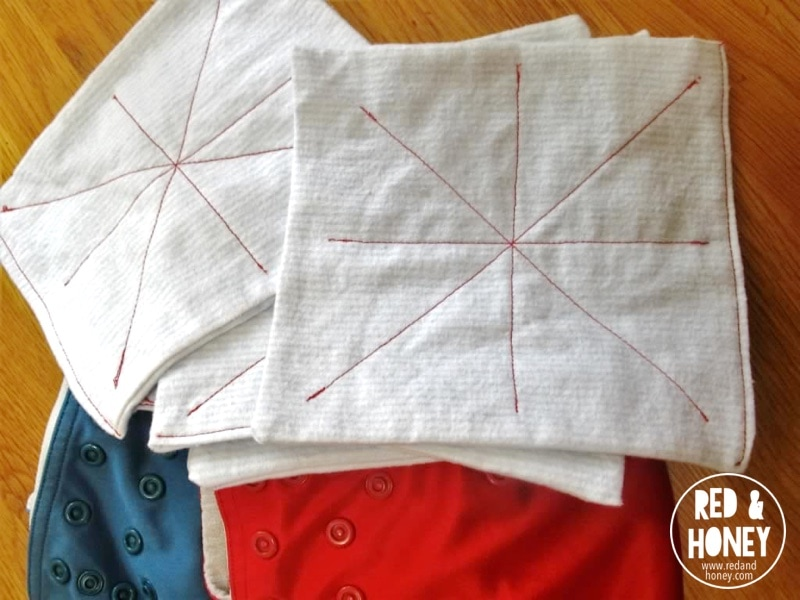 DIY Cloth Baby Wipes