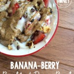 Coconut Banana-Berry Breakfast Power Bowl