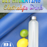 DIY Hydrating Electrolyte Drink