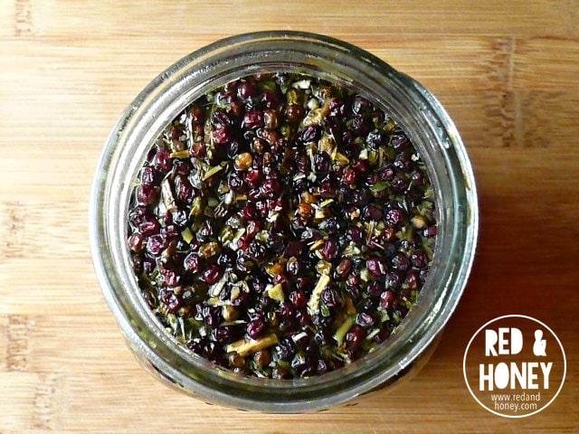 DIY Herbal Tincture Supplement - R&H1
