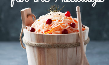 Fermented Food and Drinks for the Holidays: A Recipe Collection