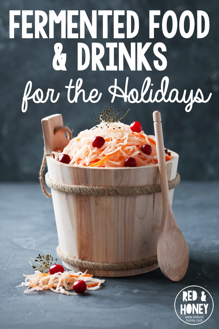 With the indulgent spirit of the holidays, give your gut a little love by including some cultured foods in your celebrations. The gut-loving bacteria will help you stay feeling your best as you celebrate and enjoy all that the season has to offer.
