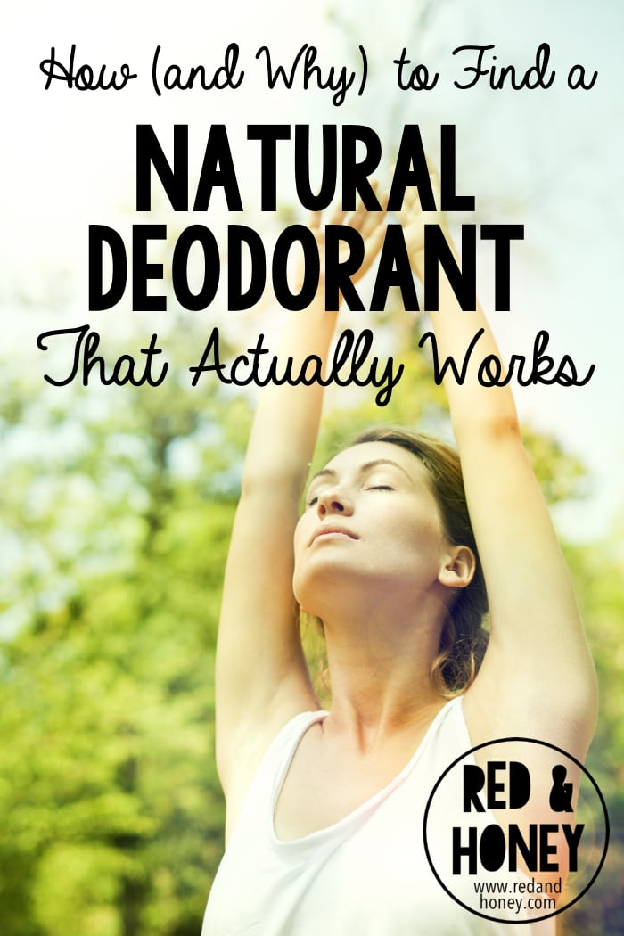 Switching to a natural deodorant to avoid toxins shouldn't mean compromising on effectiveness. I was frustrated for so long until I realized some key pieces of information, and finally found my favorite brand!