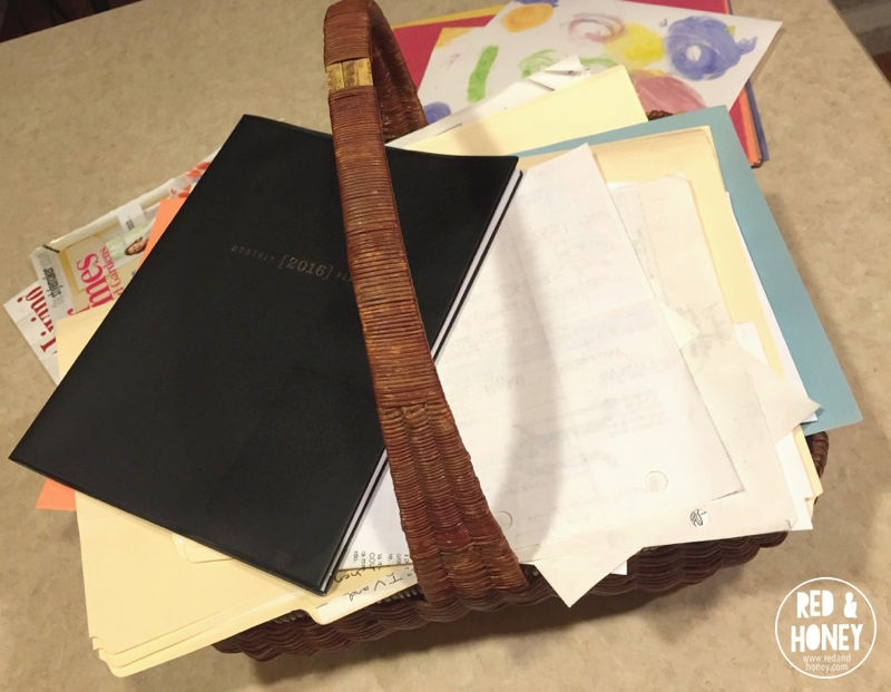3 Tips for Reducing Paper Clutter at Home - R&H1