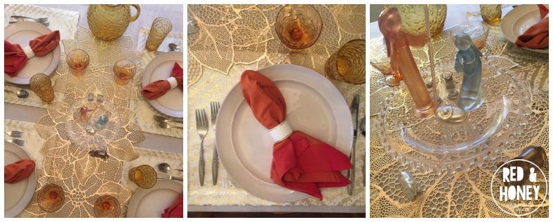 How to Set a Beautiful Holiday Table on a Tight Budget - R&H5