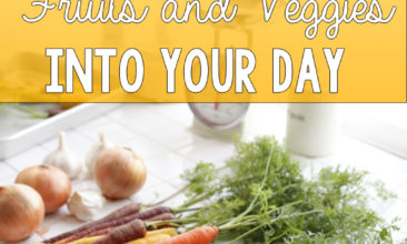 10+ Ways to Sneak More Fruits and Veggies Into Your Day