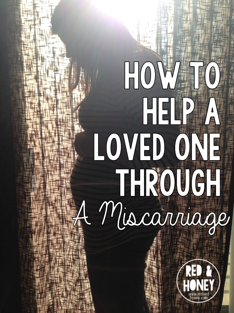 I hope you never find yourself in a position where someone you love has lost a baby. But if you do, here are a few ways to make the experience even the tiniest bit easier on her.