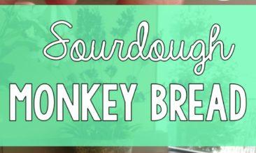 Sourdough Cinnamon Monkey Bread