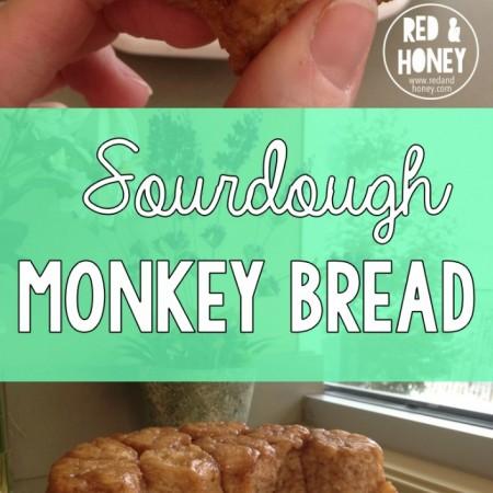 Sourdough Monkey Bread - R&H main