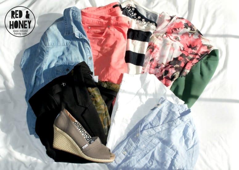Capsule Wardrobe, R&H1
