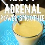 Happy Adrenal Power Smoothie