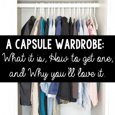 A Capsule Wardrobe - R&H main