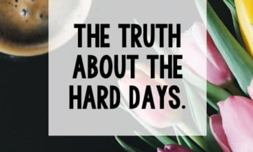 The Truth About the Hard Days (I made you a free video series!)