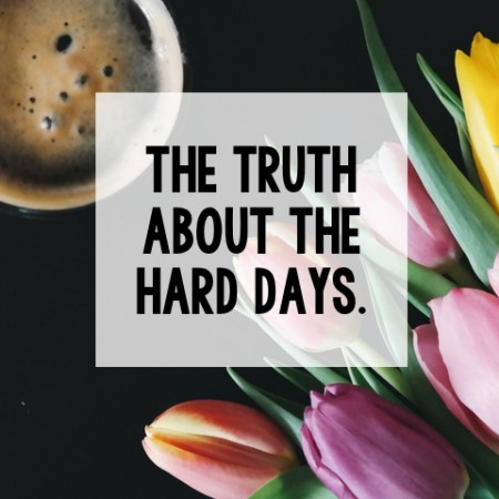 The Truth About the Hard Days - R&H main