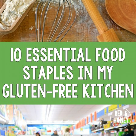 The idea of going gluten-free is daunting, but this is a great summary of some staples to keep on hand. A good place to start!
