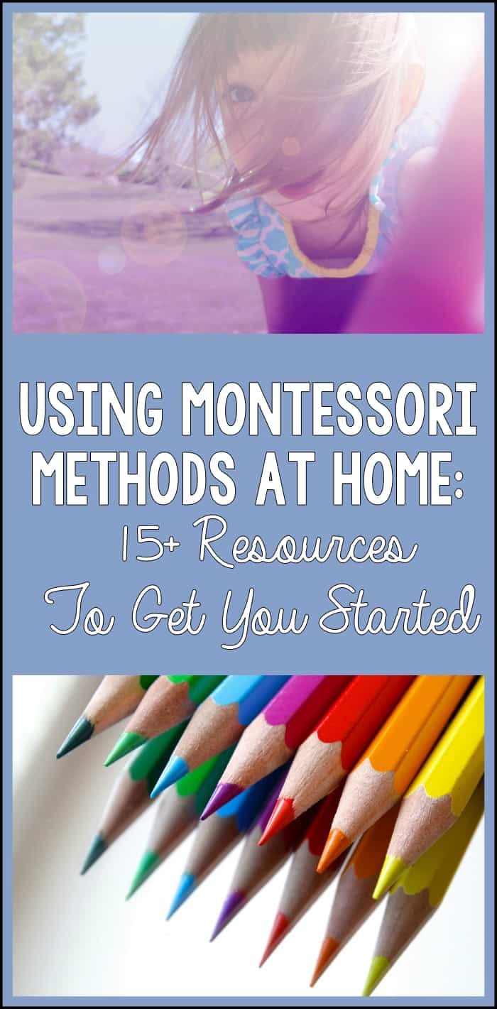 """""""Although we have not pursued a Montessori education for our children in a classroom setting to date, we certainly see the benefits of taking a Montessori-based approach in our efforts to nurture our children's minds at home."""""""