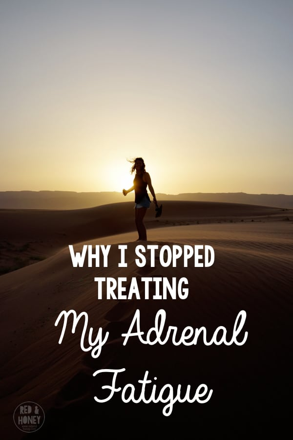 This is information that everyone needs to know about adrenal fatigue and gut health!