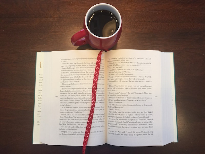 Reclaiming Peace through Reading (and 10 Books I've Read and Loved in 2016) | By Andrea Vandiver, contributing writer I've always considered myself to be an avid reader. My dad was my math teacher in 5th through 8th grade and I remember him... | RedAndHoney.com