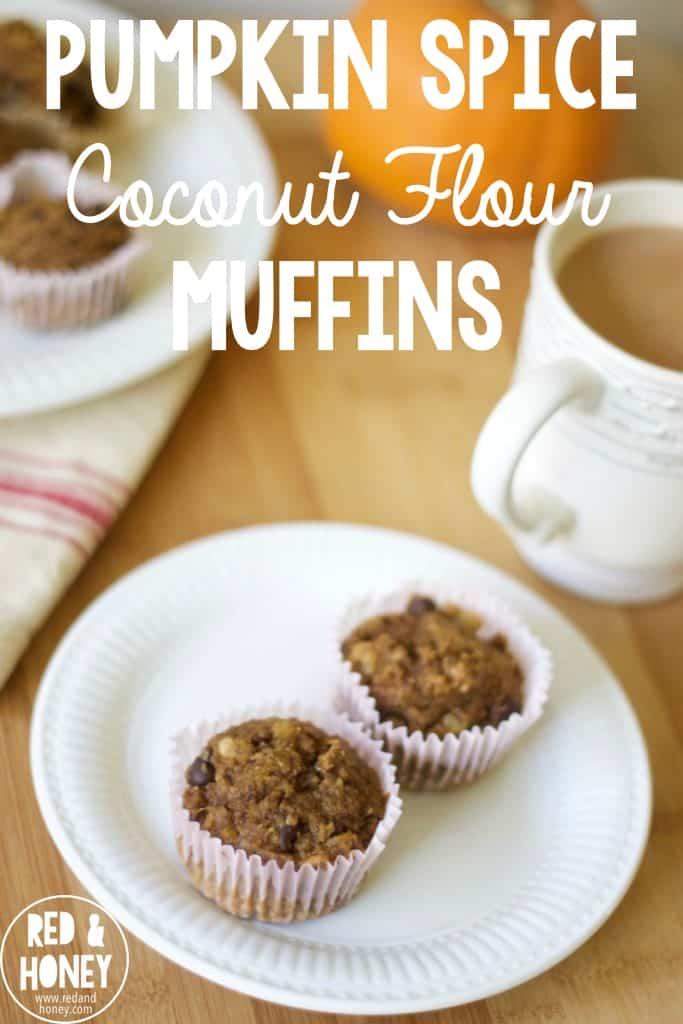 Pumpkin Muffins Pinnable