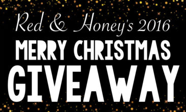 A Merry Christmas Giveaway (2016)
