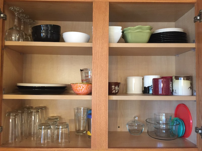 Clutter-Free and Loving It (a real-life KonMari update) | By Andrea Vandiver, contributing writer Six months ago I finally got around to reading Marie Kondo's book, The Life-changing Magicof Tidying Up: The Japanese Art of Decluttering and... | RedAndHoney.com