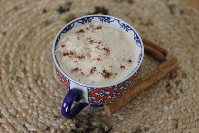 Butter Chai Latte 1