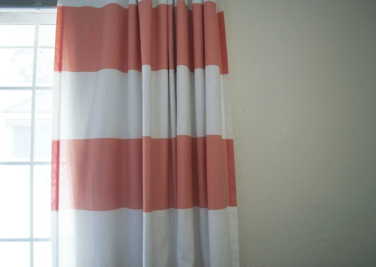 No Sew Diy Light Blocking Curtains For Better Quality Sleep Red And Honey