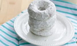 Grain-free doughnuts (amazing!!!)