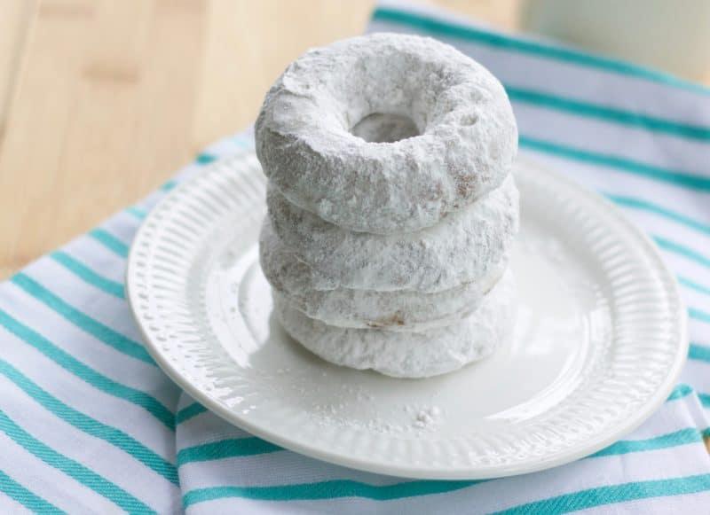 Grain-free Doughnuts 1