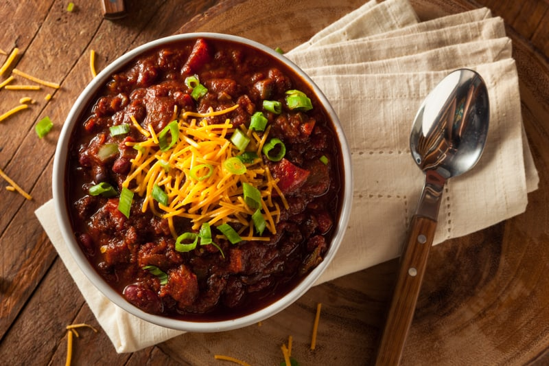 Best Ever Instant Pot Chili Recipe