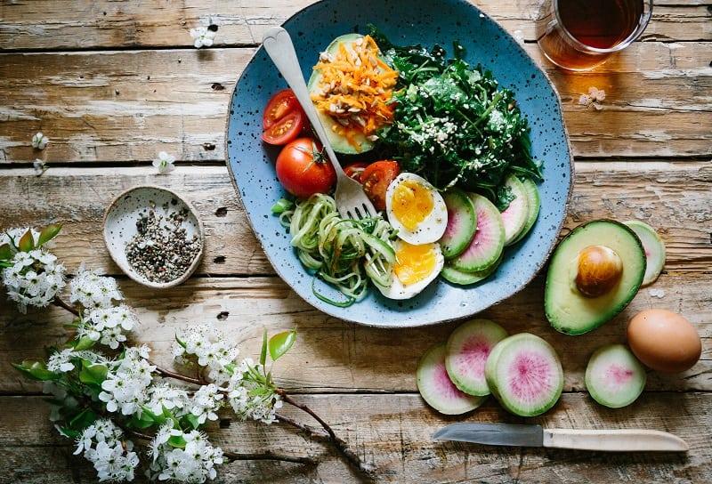 Main Dish Salads That Aren't Boring!