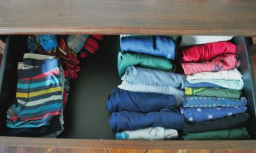 Minimalist Kid Wardrobes: How I Use One Dresser for All Three of my Kids
