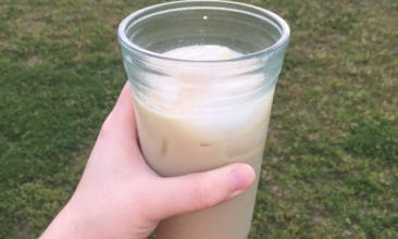 Iced Chai Latte (just 3 ingredients!)