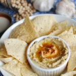 Instant Pot Hummus (Gluten-Free, Dairy-Free)