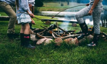 The 6 Best Essential Oils to Take Camping