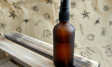 DIY Insect Repellent Spray with Essential Oils