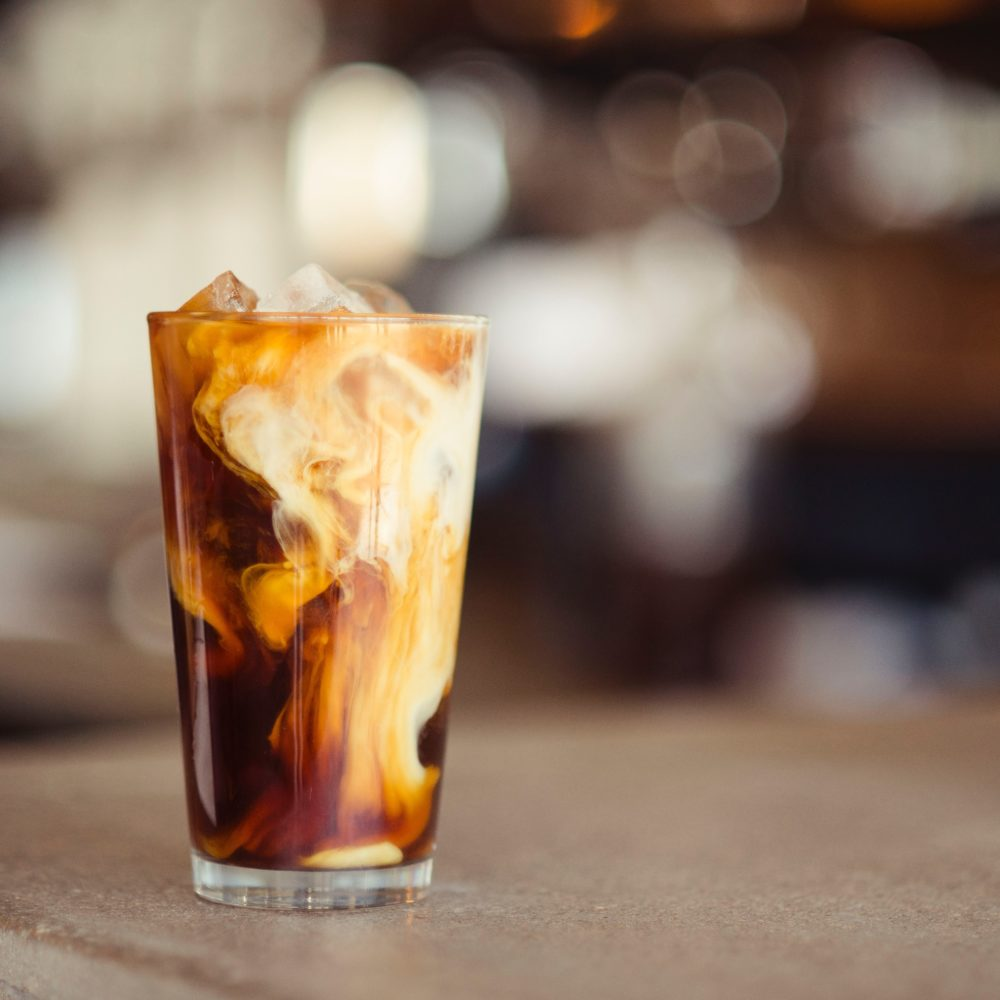Floral-Infused Iced Coffee Recipe (Two Variations)