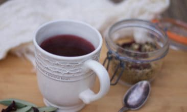 Immune-Boosting Herbal Tea Blend