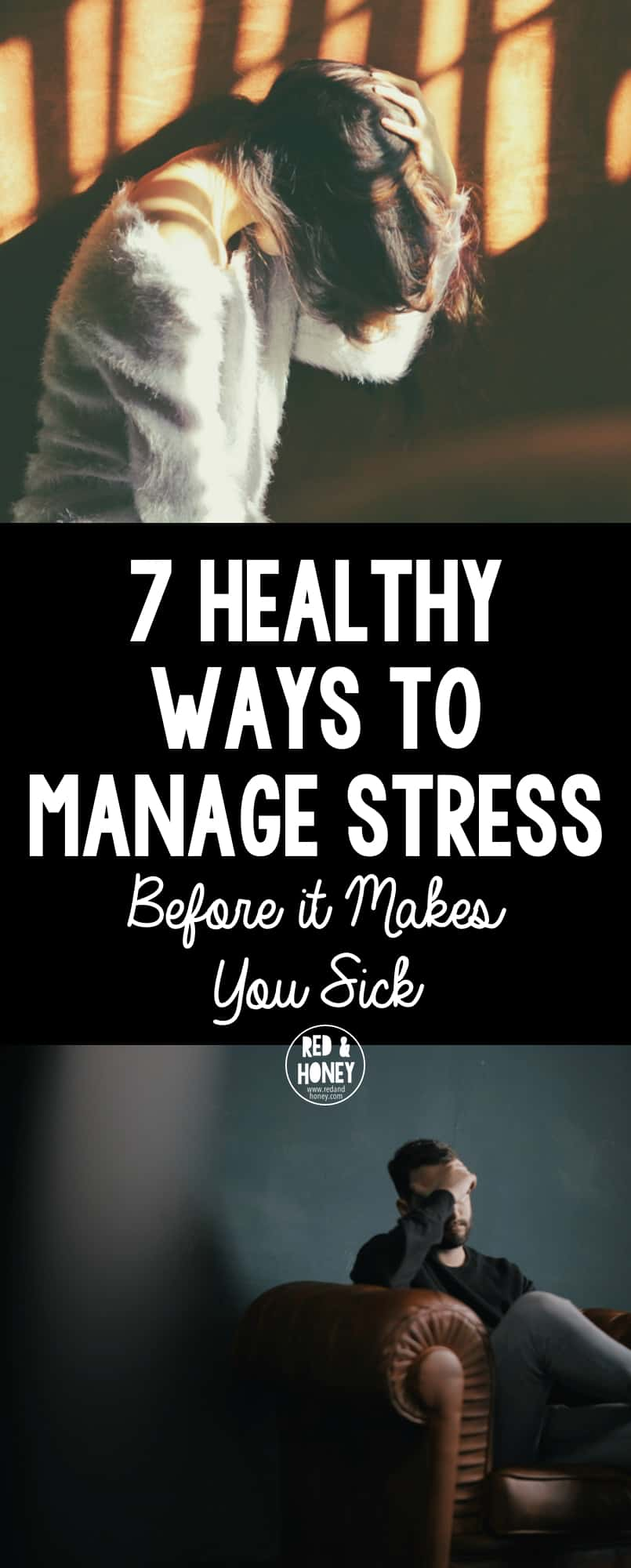 Stress is a powerful force, and if left unmanaged, it can actually cause serious, long-term health concerns. These are the healthy stress management practices that we aim for in our home.