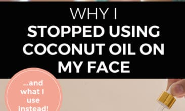Why I Stopped Using Coconut Oil for Skin Moisturizing